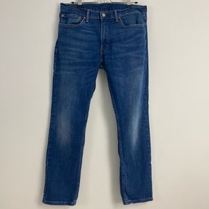 Levis Mens 511 Jeans 36 x 30 Slim Fit stretch